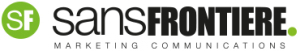 Sans Frontiere Marketing logo